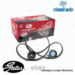1 Gates K035624xs Set Straps Distribution Lr3 III Lr4 IV Range Rover Sport