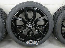 20 Inch Wheels D'hiver Original Land Rover Evoque Ej3m Da Discovery Sport