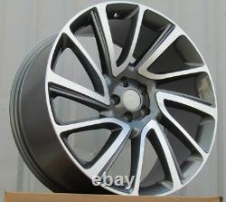 21 Inch Wheels For Land Rover Range Rover Discovery 4 Wheels 9.5j Et45