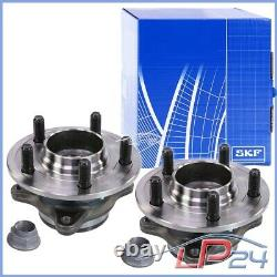 2x Skf Kit Game Set Roulement Of Roue Before Land Rover Range Rover Sport 05-13