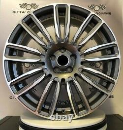 4 20-year-old Compatible Range Rover Alloy Rims