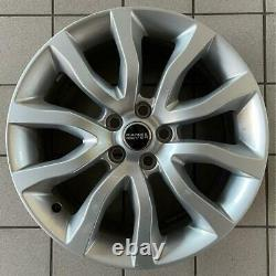 4 Originali Range Rover Sport Discovery Alloy Wheels From 20 Used, Opportunity