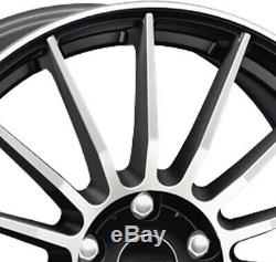 4 Rims Autec Lamera 8.0x19 5x108 Swmp For Land Rover Discovery Sport Freeland