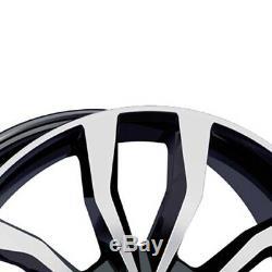 4 Rims Autec Uteca 8.0x18 5x108 Swp For Land Rover Discovery Freelander Sport