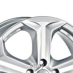 4 Rims Autec Xenos 8.5x19 5x108 Sil For Land Rover Discovery Freelander Sport