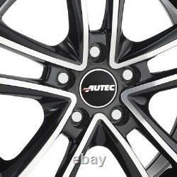 4 Rims Autec Yucon 8.0x18 5x108 Swp For Land Rover Discovery Sport Evoque