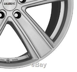 4 Rims Dezent Th 9.0jx20 5x120 For Land Rover Discovery Range Rover Sport