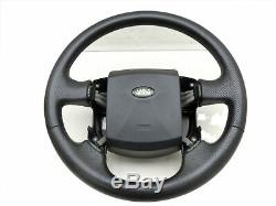 Airbagvolant Leather Steering Wheel For Range Rover Sport Ls 05-13
