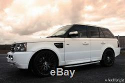 Alloy Rims X4 20 MB Altus Caliber For Land Range Rover Sport Discovery