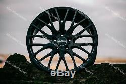 Alloy Wheels 20 Altus Land Rover Range Rover Sport Discovery Vw T5 T6 Black