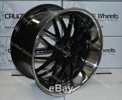 Alloy Wheels X 4 20 Black P 190 Wr For Range Rover Sport Discovery Bmw