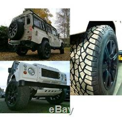 Bulldog 30mm Wheel Spacers & L322 Range Rover Range Rover Sport