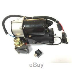 Compressor Air Suspension Pump For Land Rover Discovery Range Sport 04-09