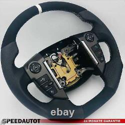 Deflated Exchange Tunig Range Rover Sport Steering Discovery IV White Ring Ss