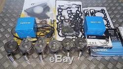 Discovery Sport Range Rover 2.7tdv6 Reconstruction Engine Kit-020 Pistonsx6