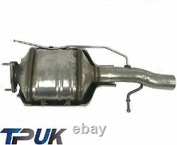 Discovery Sport Range Rover Evoque Dpf 2.2 Diesel Particle Filter 2012 On