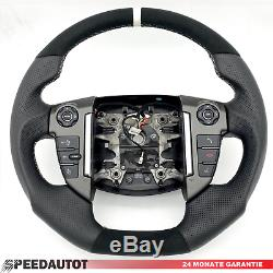 Focus Flattened Steering Multif. Range Rover Discovery IV White Ring
