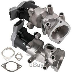 For Land Rover Discovery 4 March Range Rover 2.7td Egr Valve Left & Right