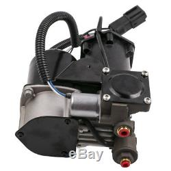 For Range Rover Sport & Lr Discovery 3 Compressor Pump Air Suspension