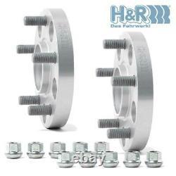 H&r 20mm Track Extenders For Range Rover Typ Lg Range Rover Sport 40757260