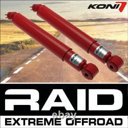 Koni Ht Raid Rear For Land Rover Discovery 1 Defender Range Amortizer