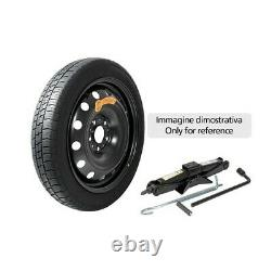 Land Rover Discovery Sport Spare Kit Steel Wheel 155/90 R17