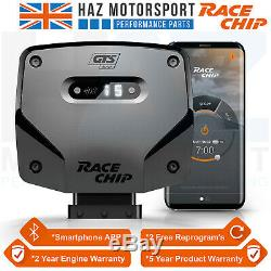 Land Rover Range Sport Tdv6 3.0 Mk2 13- Racechip Gts Black + App Box Tuning