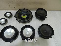 Logic 7 Harman Kardon Sound Speaker Kit Range Rover L320