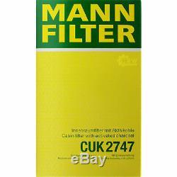 Mann-filter Inspection Set Range Rover Sport Ls 4x4 3.0 Td