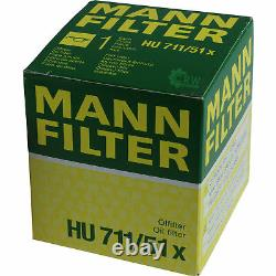 Mann-filter Set Rover Evoque Ed4 IV 2.2 Td4 Discovery Sports LC D
