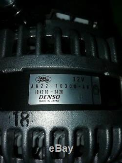 Original Land Rover Discovery 3 Range Rover Sport 3.0 & Alternator Lr072756
