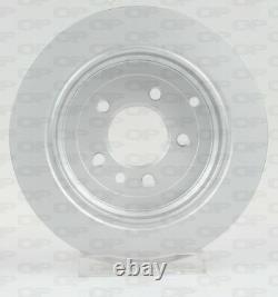 Pair Set Brake Post Discs For Land Rover Discovery Range Sport 2.7 Td