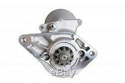 Range Rover Sport 5.0 V8 Petrol Engine Starter Nine 2009-2013