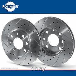 Rotinger Sport Brake Disc Game Essieu Rear Land Rover Discovery IV