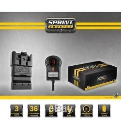 Sprintbooster V3 For Land Rover Range Sport 4x4 4.4 Td 4367 CCM 250 Kw -1 /
