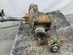 Tag500140 Differential Before Land Rover Range Sport V8 Td Se Year 1435012