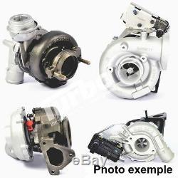 Turbocharger Jaguar Land Rover Range Rover Tdv6 Sdv6 Ax2q6k682ca Lr021272