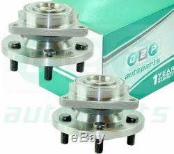 X2 Bearing Front Wheel Hub For Discovery 3 & 4, Range Rover Sport Ls Rfm500010