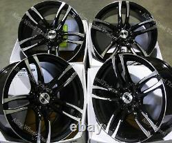 19 Noir Dmf Roues Alliage Pour Land Range Rover Discovery Sport BMW X5 Wr