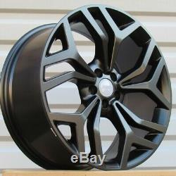 20 inch Roues Alliage Set pour Land Rover Velar Evoque Discovery Sport 20