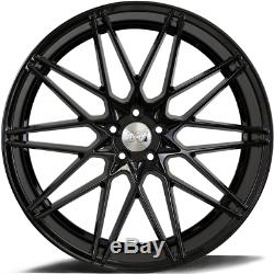 22 1av Zx4 Jantes Alu Noir pour Land Range Rover Sport Discovery 5x120