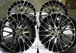 22 Poli Altus Roues Alliage pour Land Range Rover Discovery Sport BMW X5