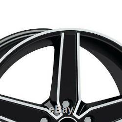 4 Jantes Autec DELANO 8.5x20 5x108 SWMP pour Land Rover Discovery Sport Freeland