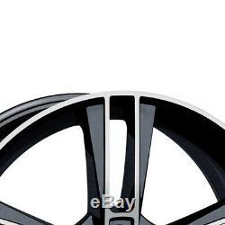 4 Jantes Autec RIAS 8.5x19 5x108 SWMETP pour Land Rover Discovery Sport Freeland