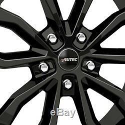 4 Jantes Autec UTECA 8.5x19 5x108 SW pour Land Rover Discovery Sport Freelander