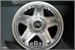 BMW X3 X5 Land Rover Discovery Range Rover Sport Neuf BORBET Cw Jantes 18 Pouces