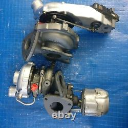 Bi Turbo Land Rover Discovery 4 Gamme Sport Jaguar XJ XF 3.0D 778401 778400