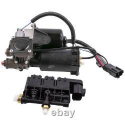 Compresseur De Suspension Pneumatique Pour Land Rover Lr3 Lr4 Range Rover Sport