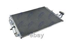 Condensateur de clim Pour DISCOVERY RANGE ROVER SPORT L320 JRB500130 JRB500040