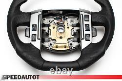 Échange Aplati Volant en Cuir Multifonction Range Rover, Sport, Land Rover 3